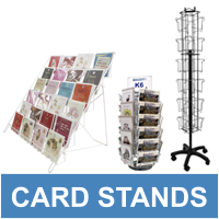Greeting Card Stands