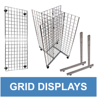 Grid Panels, Displays & Accessories