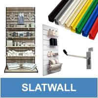 Slatwall Panels, Displays & Accessories